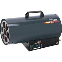 Draper Jet Force PSH50 Propane Space Heater 240v