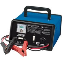 Draper BCD9 Car Battery Charger 240v