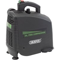 Draper Oil Free Air Compressor 240v
