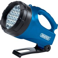 Draper 19 LED Rechargeable Torch