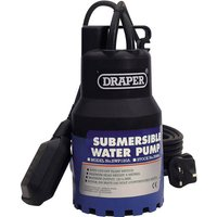 Draper SWP120A Submersible Clean Water Pump 240v