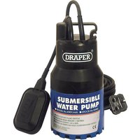 Draper SWP144A Submersible Clean Water Pump 240v
