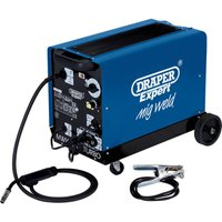 Draper MW162AT 160Amp Turbo MIG Welder 240v