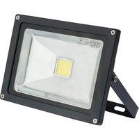 Draper Expert COB LED Wall Mounted Flood Light 20w 1300 Lumens 240v