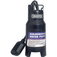 Draper SWP235ADW Submersible Dirty Water Pump 110v