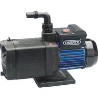 Draper SP100/4 Multistage Surface Mounted Water Pump 240v