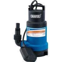 Draper SWP210DW Submersible Dirty Water Pump 240v