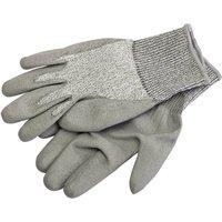 Draper Expert Level 5 Cut Resistant Gloves Grey XL