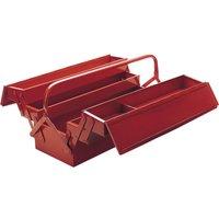 Draper 5 Tray Metal Cantilever Tool Box 420mm
