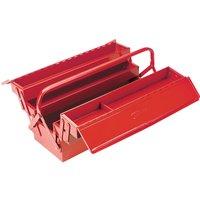 Draper 5 Tray Metal Cantilever Tool Box 525mm