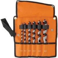 Bahco 6 Piece Auger Drill Bit Set