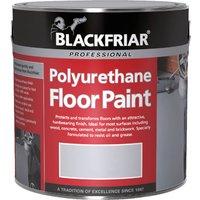 Blackfriar Professional Polyurethane Floor Paint Tile Red 500ml