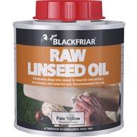 Blackfriar Raw Linseed Oil 250ml