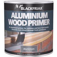 Blackfriar Aluminium Wood Primer Aluminium 500ml
