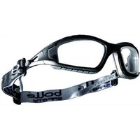 Bolle Tracker TRACPSI Polycarbonate Clear Safety Glasses