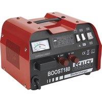 Sealey SuperBoost Vehicle Battery Starter Charger 180A