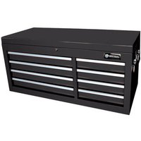 Britool 8 Drawer Extra Wide Tool Chest Black