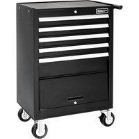 Britool Expert 5 Drawer Tool Roller Cabinet Black