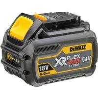 DeWalt DCB546 54v XR FLEXVOLT Cordless Battery 6ah 6ah