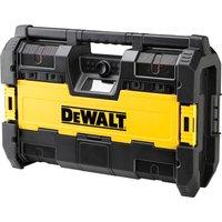 DeWalt Tough System DAB Job Site Radio & Battery Charger 240v