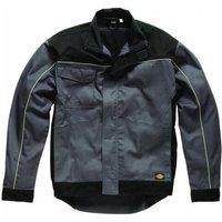 Dickies Mens Industry 260 Jacket Grey/ Black XL