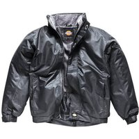 Dickies Mens Cambridge Waterproof Jacket Navy S