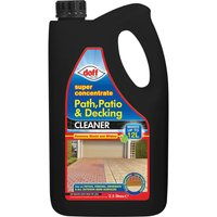 Doff Super Concentrate Path, Patio & Decking Cleaner 2.5l