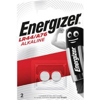 Energizer LR44B2 Coin Alkaline Batteries Pack of 2