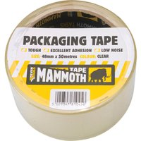 Everbuild Packaging Tape Clear 48mm 50m