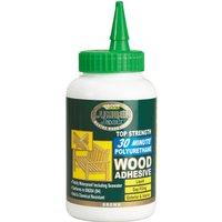 Everbuild Lumberjack 30 Minute Polyure Wood Adhesive Liquid 750ml