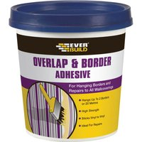 Everbuild Overlap and Border Adhesive 250g
