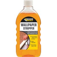 Everbuild Liquid Wallpaper Stripper 500ml