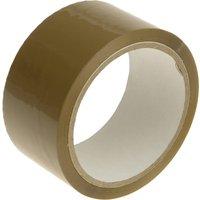 Sirius Parcel Packing Tape Brown 48mm 66m