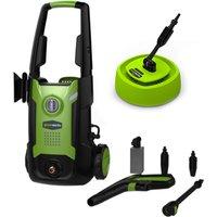 Greenworks G3 Pressure Washer 120 Bar 240v