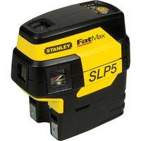 Stanley SLP5 FatMax Beam Spot Line Laser Level 30 Metre Range
