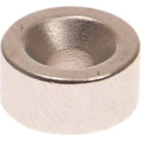 E Magnet 301A Countersunk Magnets 10mm Pack of 2