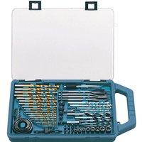 Makita 75 Piece Drill & Screwdriver Bit Set
