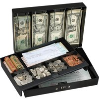 Masterlock Combination Lock Cash Box