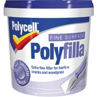 Polycell Fine Surface Filler Tub 500g