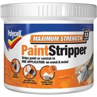 Polycell Maximum Strength Paint Stripper 500ml