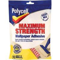 Polycell Maximum Strength Wallpaper Adhesive 120g