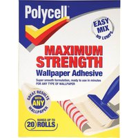 Polycell Maximum Strength Wallpaper Adhesive 520g