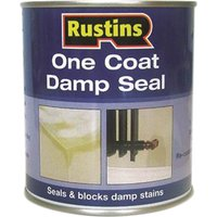 Rustins One Coat Damp Seal 500ml