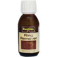 Rustins Furniture Ring Remover 125ml