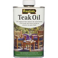 Rustins Teak Oil 2.5l