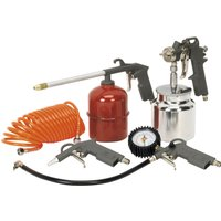 Sealey 5 Piece Air Tool & Accessory Kit