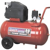 Sealey SA5020 Air Compressor 50 Litre 240v