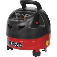 Sealey SAC03224 Air Compressor 24 Litre 240v