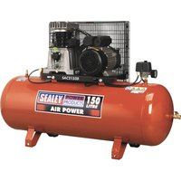 Sealey SAC2153B Air Compressor 150 Litre 240v