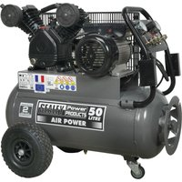Sealey SAC3503B Air Compressor 50 Litre 240v